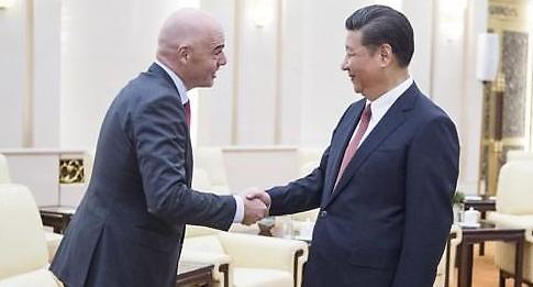 2034년 월드컵 개최지는 중국?