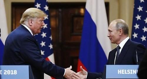 美언론 트럼프-푸틴 회담, 가장 부끄러운 장면...왜?
