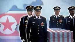 .朝鲜最早将在2-3周之内归还部分半岛战争美军遗骸.