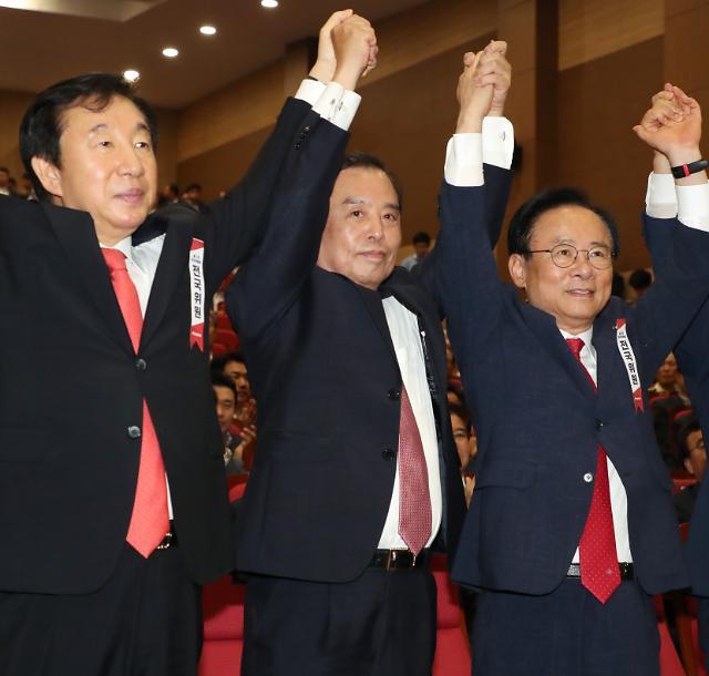 [WHO?] 참여정부 중책 맡았던 '원조 친노' 김병준, 한국당 '구원투수'로