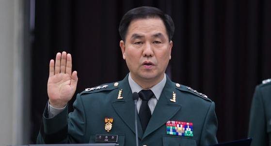 前韩军机务司令部司令赵显千:是我下令制定了戒严令文件