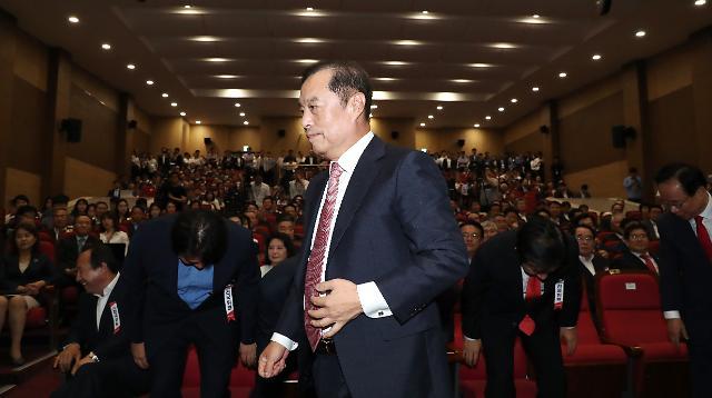 김병준 한국당 비대위원장 3대 과제는