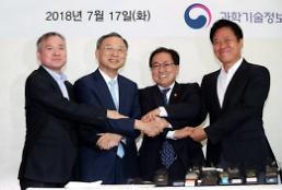 .韩国三大移动运营商达成协议 明年将率先同步在全球提供5G商用服务.