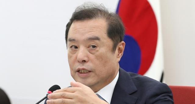 김병준, 등판 하자마자 김영란법 위반 논란