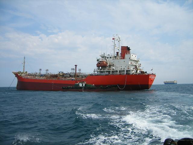 韩国曾扣押一艘运输朝鲜煤炭的船只
