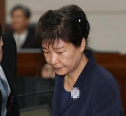 .Ex-president Park gets extra 8-year jail sentence for total 32 years.