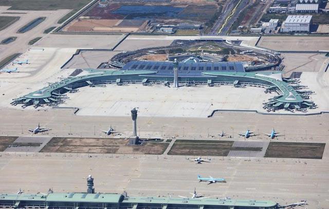 仁川机场第二航站楼旅客吞吐量超900万
