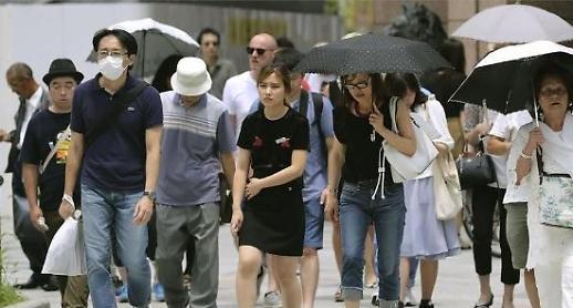 일본도 폭염 기승…21일 하루에만 11명 더위로 사망