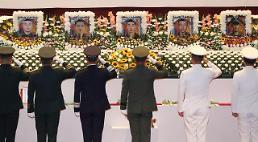 .文在寅发文悼念韩军直升机坠毁事故遇难者.