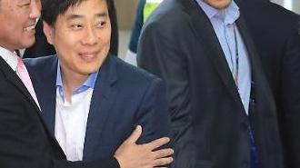 [포토] 헤어짐이 아쉬운 남북