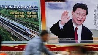 시진핑 '개인숭배' 자제령 내린 中 당국…우상화 홍보 문구 대부분 철거