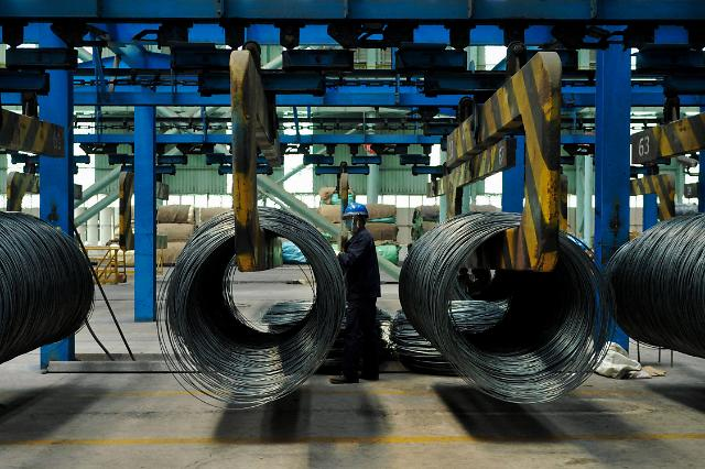 China launches anti-dumping probe into steel products: Yonhap