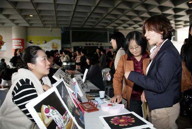 韩政府鼓励女性创业 最高提供1亿韩元补贴