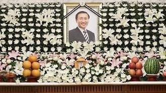 [포토] 고 노회찬 정의당 원내대표의 빈소