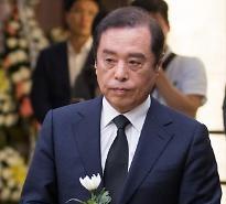[포토] 고 노회찬대표 빈소 찾은 김병준 비상대책위원장