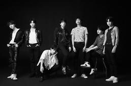 . K-pop band BTS receives more than 1.5 million preorders for new album at home in first week.