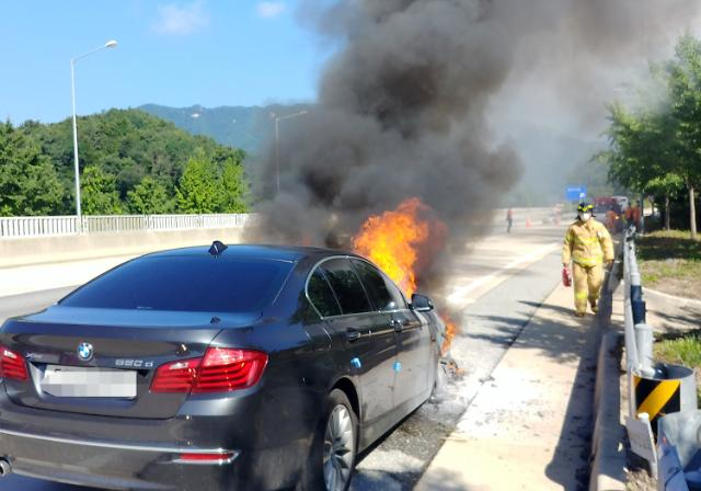 Bmw Recalls 106 317 Cars In S Korea Due To Fire