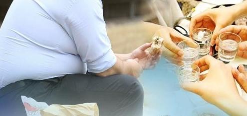 调查:韩逾三成成年人体重超标 男性超四成