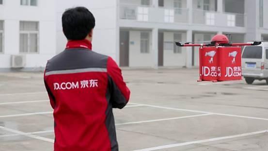 중국 '100% 드론택배' 시대, 언제 오나