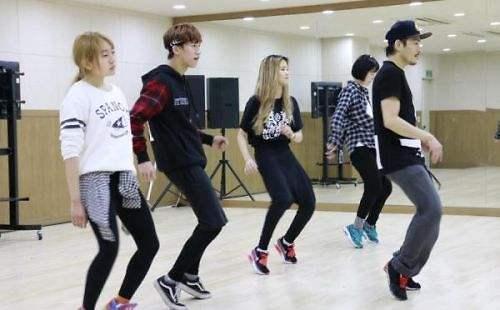 留学生大军涌入韩国学习K-POP