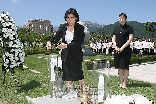 朝鲜批准韩现代集团人士访朝追悼前会长