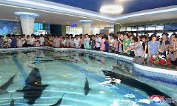 .New seafood restaurant named by Kim opens in Pyongyang.