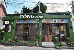 Vietnamese franchise ventures into turf of S. Korean hipsters