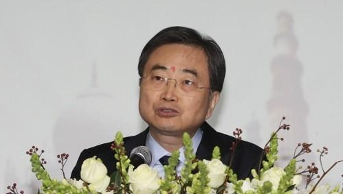 韩中副部长级经济会议1日在京举行