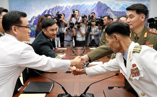 第九次韩朝将军级会谈顺利结束
