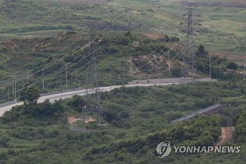 韩朝10日起联合考察东西部公路