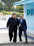 """.落实《板门店宣言》 韩国政府打算拆除""""三八线""""."""