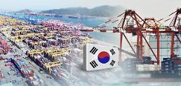 .上半年韩国国际收支经常项目顺差规模创近6年新低.