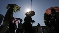 史上最悪の暑さに流通業界も新記録が続出・・・エアコン・日傘も最大販売記録更新