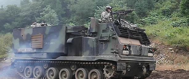 韩美创建联合炮兵旅 将编入美军210火力旅
