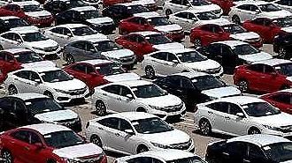 Nhập khẩu ô tô vào Việt Nam tăng vọt
