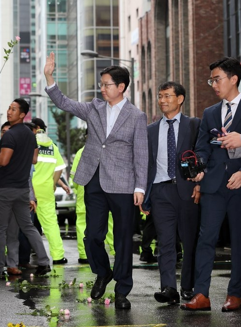 金庆洙明天接受二轮调查 特检组或拿出有力证据