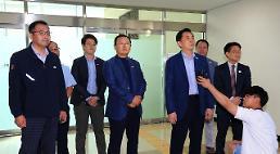.韩朝铁路联合考察团第二次开会.