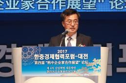 .第五届韩中企业家合作展望论坛将于29日举行.