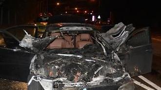 [포토] 또 불타버린 BMW