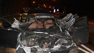 BMW lại bốc cháy tại Hàn Quốc