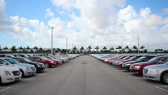 미·중 무역전쟁 영향...중국 7월 자동차 생산·판매량 모두 급감