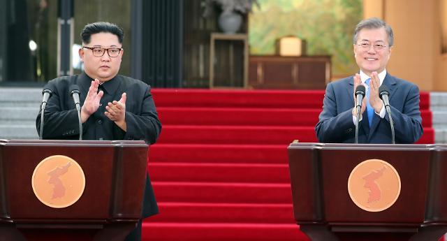 <简讯>韩朝商定9月在平壤举行首脑会谈