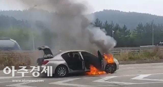 '불타는 BMW' 경찰 수사 본격 돌입…핵심 쟁점은