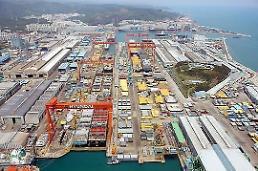 現代重工業、ニュージーランド軍需支援艦の建造に着手