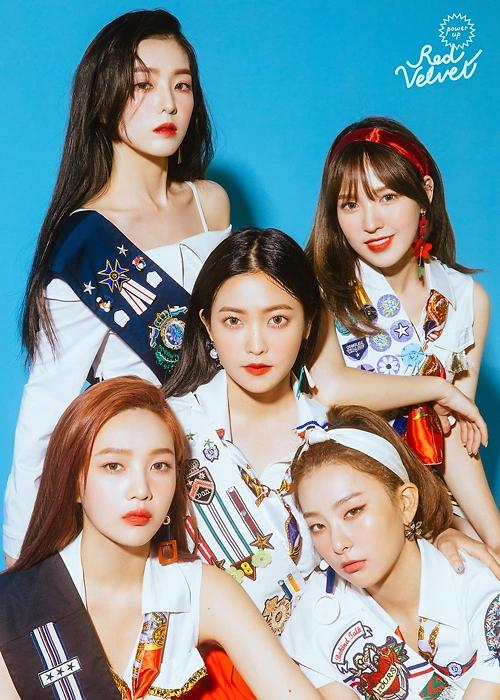 Girl band Red Velvet to embark on Asia tour next month