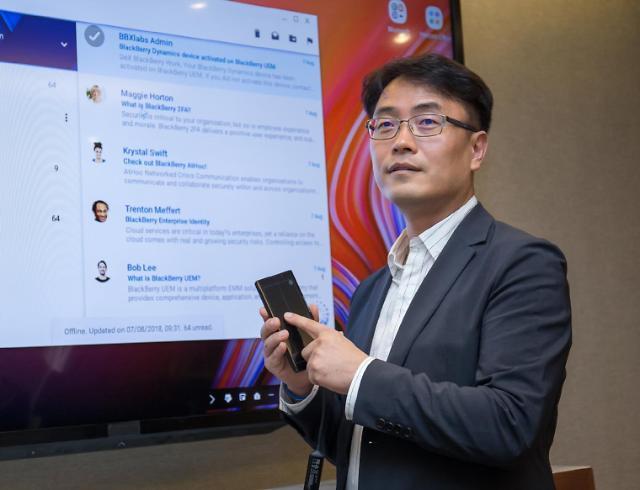 [갤노트9 공개] 삼성 덱스, 케이블 하나로 스마트폰을 PC처럼