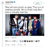 .Boy band BTS agency responds to Joseph Kahns controversial comment.