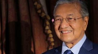 말레이 총리 방중에 쏠리는 눈…일대일로 협력 앞날은