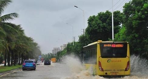 태풍 룸비아 영향으로 中 하이난·광저우, 피해 속출