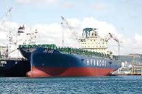 現代商船、2四半期の営業損失1998億ウォン…前年比、損失の拡大